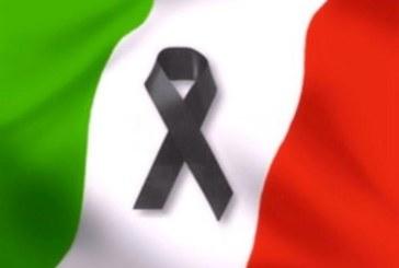 Terremoto in Centro Italia – Lutto Nazionale
